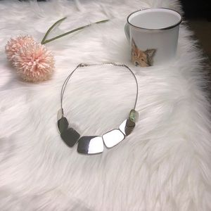 Lia Sophia Silver Necklace
